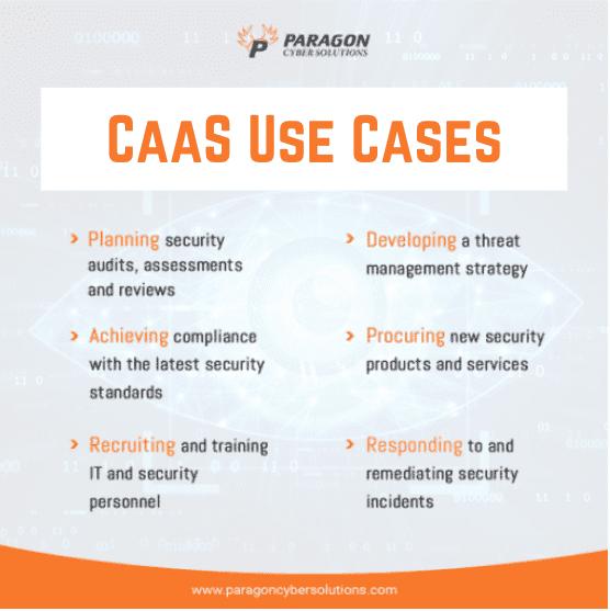 Paragon cyber as a service
